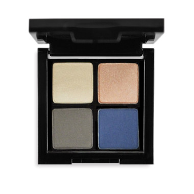 gloMinerals Mini Eyeshadow Quad - Cleo