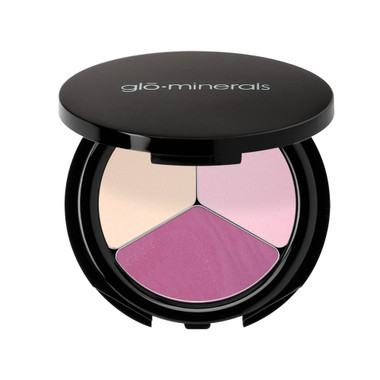 gloMinerals gloEye Shadow Trio - Wildbloom