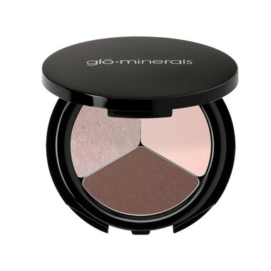 gloMinerals gloEye Shadow Trio - Sandstone