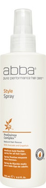 Abba Style Spray 8 oz - beautystoredepot.com