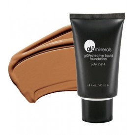 gloMinerals gloProtective Liquid Foundation - Beige-Medium Satin II