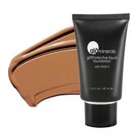 gloMinerals gloProtective Liquid Foundation - Honey - Satin II