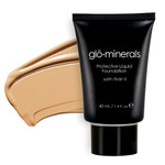 gloMinerals gloProtective Liquid Foundation - Natural-Light Satin II