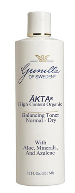 AKTA Balancing Toner- Normal to Dry - Pro Size 12 oz