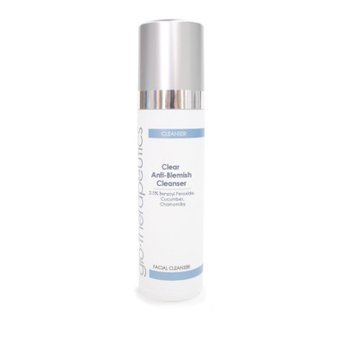 gloTherapeutics Clear Anti-Blemish Cleanser 6.7 oz - beautystoredepot.com