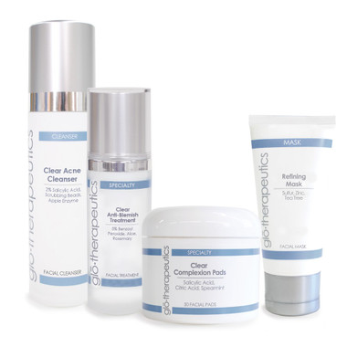 glotherapeutics Clear Skin Kit