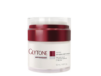 Glytone Anti-Aging Renew Night Cream 1 oz.