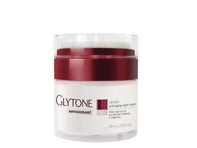 Glytone Anti-Aging Renew Night Cream 1 oz.