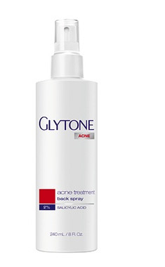 Glytone Acne Treatment Back Spray 8 oz.