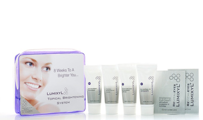 Lumixyl MD Topical Brightening System Travel Kit