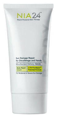 NIA24 Sun Damage Repair for Decolletage & Hands 5 oz