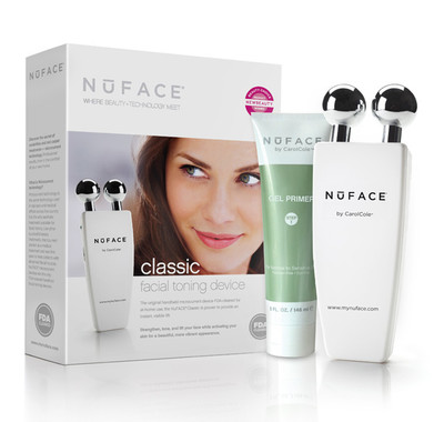 NuFACE Facial Toning Device