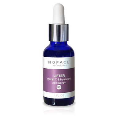 NuFACE Lifter Vitamin C and Hyaluronic Acid Serum 1 oz - beautystoredepot.com