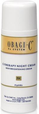 Obagi-C FX System C-Therapy Night Cream 2 oz - beautystoredepot.com