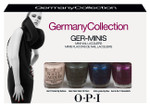 OPI Germany Collection GER-MINIS