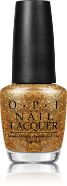 OPI Skyfall Collection - Goldeneye