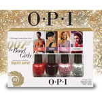 OPI The Bond Girls Mini Nail Set
