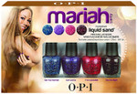 OPI Mariah Carey Liquid Sand Mini Nail Set
