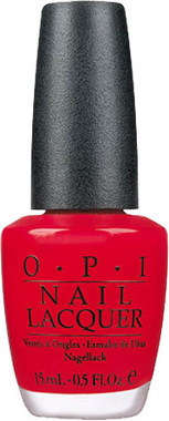 OPI Nail Polish - Big Apple Red