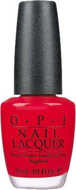 OPI Nail Polish - Big Apple Red