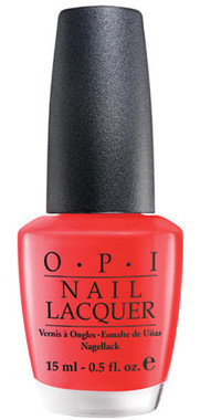 OPI Nail Polish - Cajun Shrimp