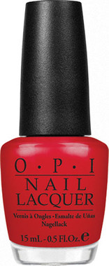 OPI Nail Polish - Color So Hot It Berns