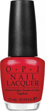 OPI Nail Polish - Color So Hot It Berns - beautystoredepot.com