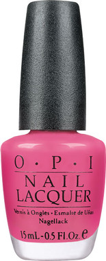 OPI Nail Polish - La Paz-itively Hot