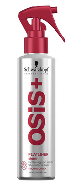OSiS+ by Schwarzkopf Flatliner Hair Serum 6.8 oz