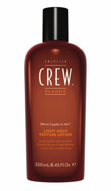 American Crew Light Hold Texture Lotion 8.45 oz