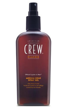 American Crew Medium Hold Spray Gel 8.45 oz