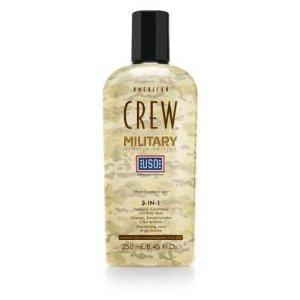 American Crew Military Limited Edition 3-in-1 8.45 oz