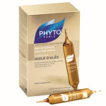 Phyto Huile D'Ales Intense Hydrating Oil Treatment (5 x .33 oz ampules)