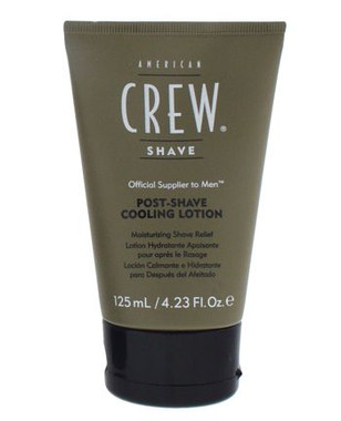 American Crew Post-Shave Cooling Lotion 4.23 oz - beautystoredepot.com