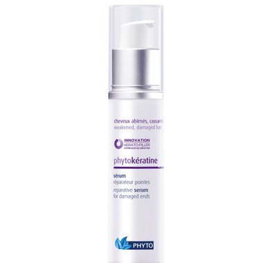 Phyto Phytokeratine Reparative Serum for Split Ends 1.01 oz