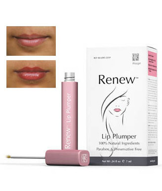 Rozge Renew Lip Plumper .24 oz