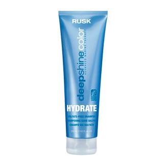 Rusk Deepshine Color Hydrate Shampoo 8.5 oz - beautystoredepot.com
