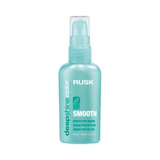 Rusk Deepshine Color Smooth Protective Serum 2 oz