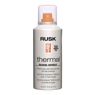 Rusk Thermal Shine Spray 4.4 oz - beautystoredepot.com
