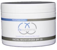 Rx Systems Facial Moisturizer SPF 35 8 oz