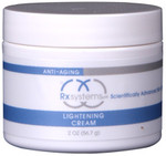 Rx Systems Lightening Cream 2 oz