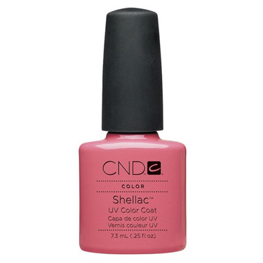 Shellac UV Color Coat Rosebud