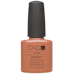 Shellac UV Color Coat Cocoa