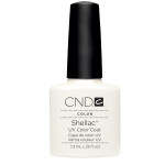 Shellac UV Color Coat Studio White .25 oz