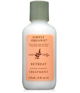 Simply Organic Retreat Color Care Therapy 4 oz.