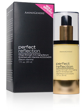 AminoGenesis Perfect Reflection Anti-Aging Serum 1.3 oz - beautystoredepot.com