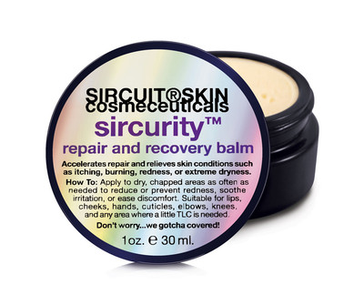 Sircuit Skin Sircurity Repair and Recovery Balm 1 oz - beautystoredepot.com