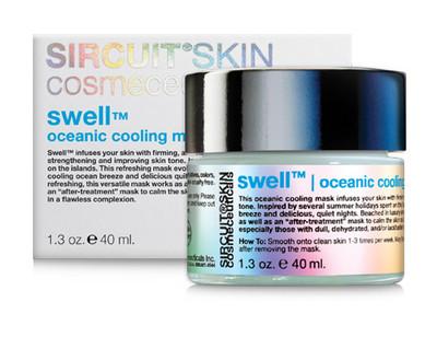 Sircuit Skin Swell Oceanic Cooling Mask 1.3 oz - beautystoredepot.com