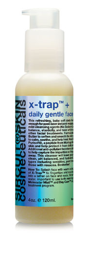Sircuit Skin X-TRAP+ Daily Gentle Cleanser 4 oz