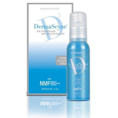 AminoGenesis DermaScyne Dermal Activating Serum with NMF 2 oz